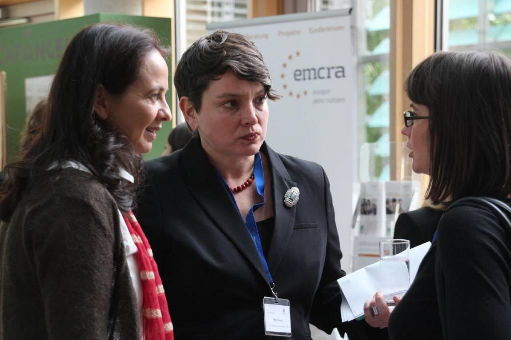 Heike-Kraack Tichy,  1. Vorsitzende der EU-Fundraising Association