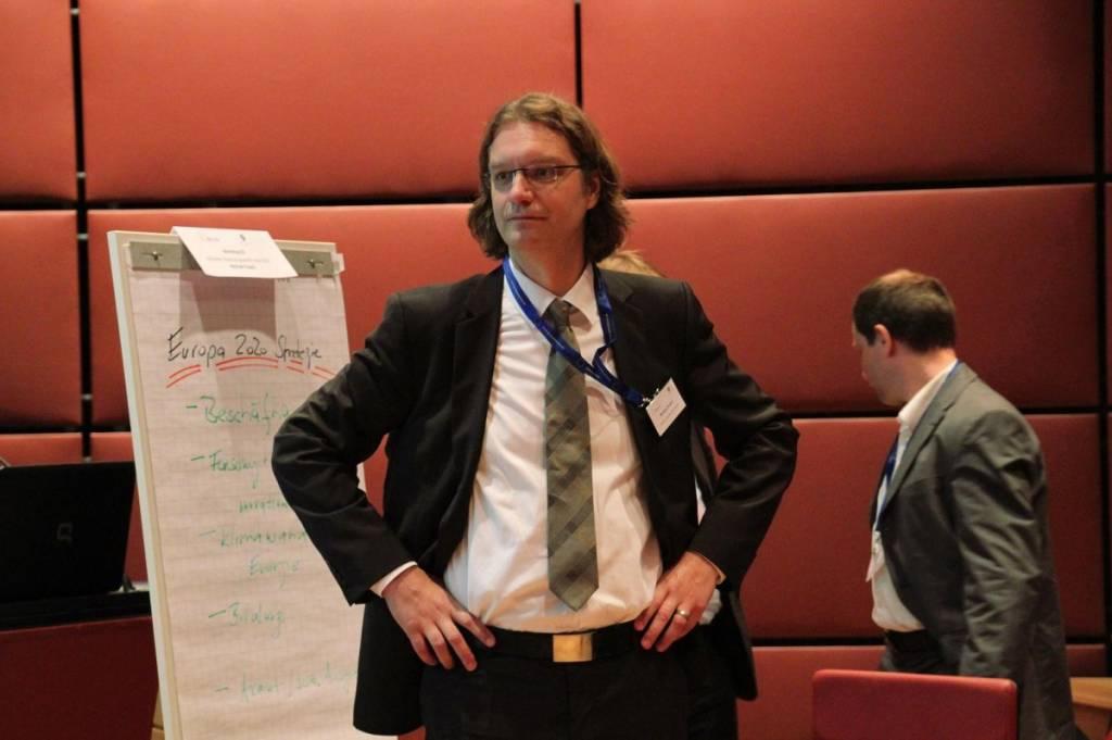Michael Kraack, Geschäftsführer von emcra - Europa aktiv nutzen
