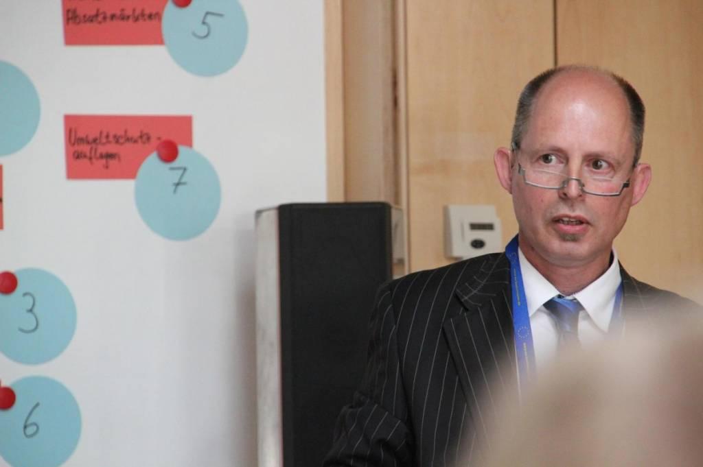 """Workshop mit Stephan Leenen zum Thema """"Wirtschaftsförderung für Kommunen"""""""