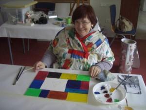 Ursula Mellenthin aus Deutschland