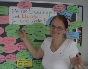 Birgit Kuhley Workshopleiterin