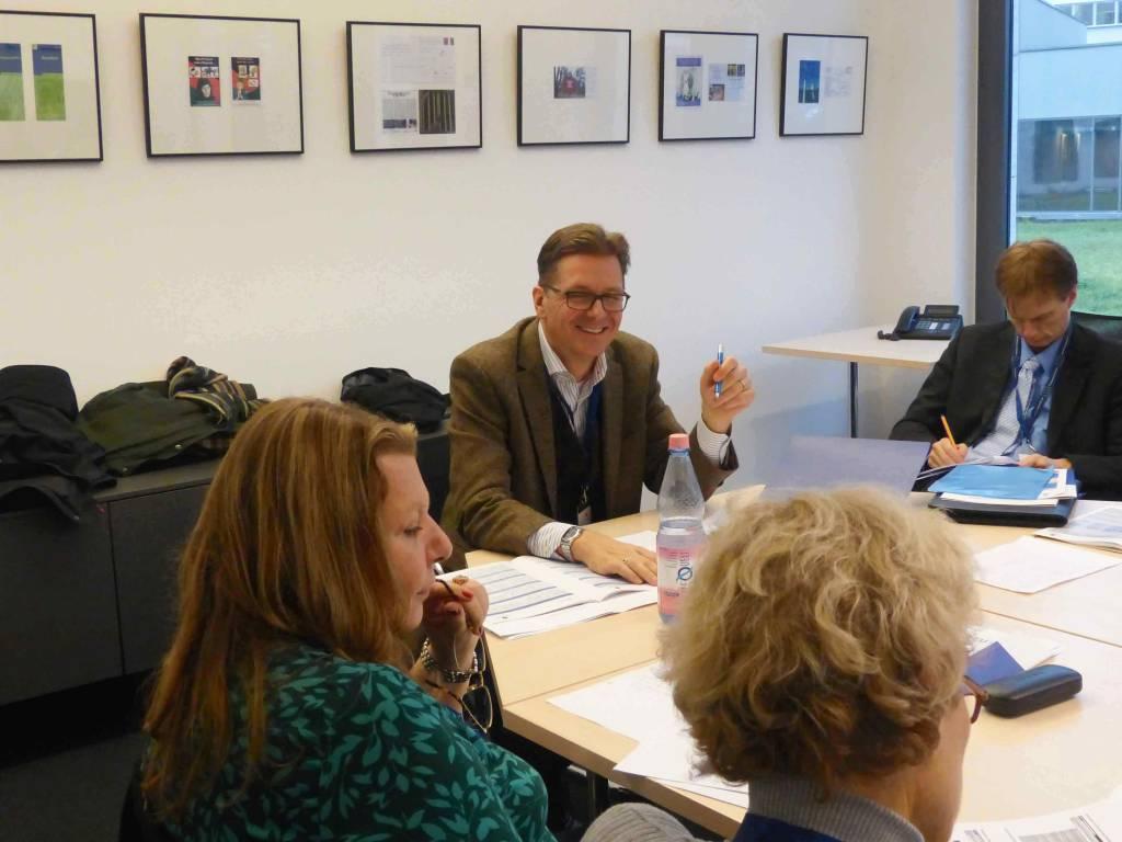 Klaus Schmitz - EU-Projektkoordinator in der Außenhilfe & Fördermittelmanager im Workshop